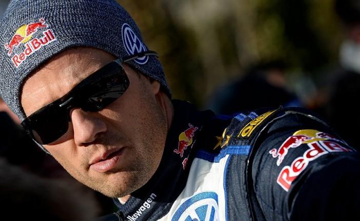 WRC: Ogier, cómodo al frente