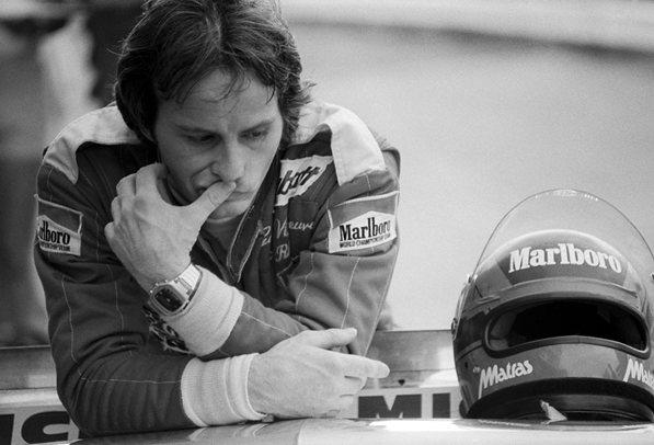 Tributo a Gilles Villeneuve