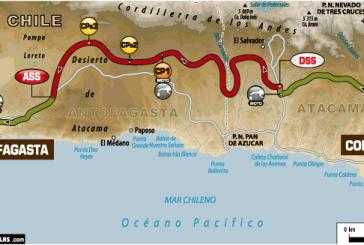Dakar 2015 / Etapa 9: último tramo en Chile