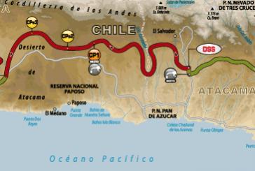 Dakar 2015 / Día 5 : Ya se corre Copiapó – Antofagasta