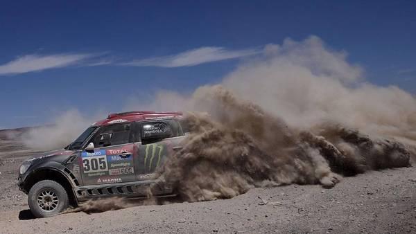 Dakar 2015 / Día 7: brilló Terranova  y De Villers acorta diferencia