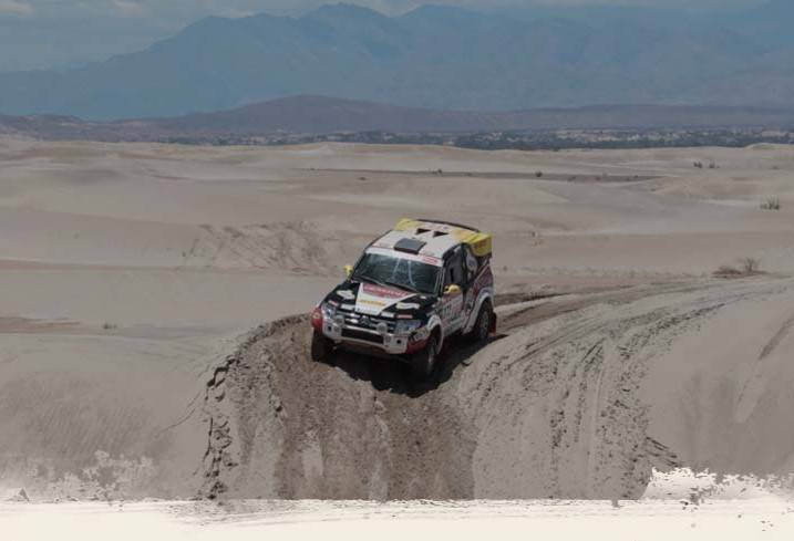 Dakar 2015 / Día 3 Final: Walkner sorprende y Terranova vuelve al triunfo