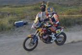 Dakar 2015 / Día 5: Coma se la ganó a Barreda y Vasilyev estrenó triunfo