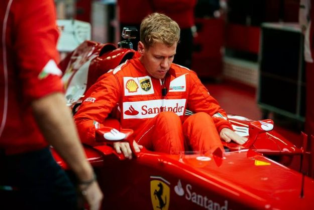 Vettel quiere ganar