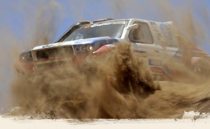 Dakar 2015: este es el recorrido