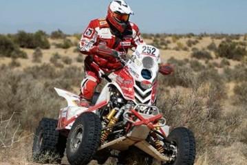 En cuatris, el polaco Sonik gana por primera vez el Dakar