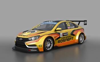 Año nuevo, diseño nuevo en el equipo LADA de WTCC
