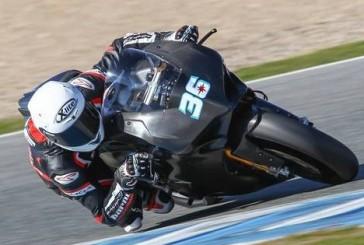 Superbikes: Tati mercado completó los test en Jerez