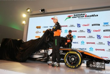 Force India no probará en Jerez