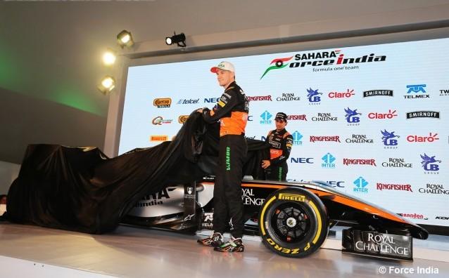 Force India no probará en Jerez