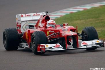 F1: Vettel abre los test para Ferrari