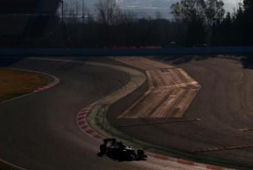 F1 Test Día 3: Pastor Maldonado vuelve a ser el más rápido