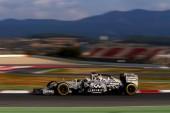 F1: Ricciardo el más rápido en el segundo día de la primera ronda de test en Barcelona