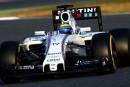 F1 Test Barcelona: Felipe Massa vuela en Montmeló y lidera el primer día