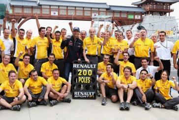 Renault podría volver a la F1 como equipo constructor