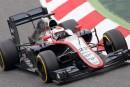 F1 Test Día 3 Button: «Hemos tenido un problema con el MGU-K similar al del jueves»