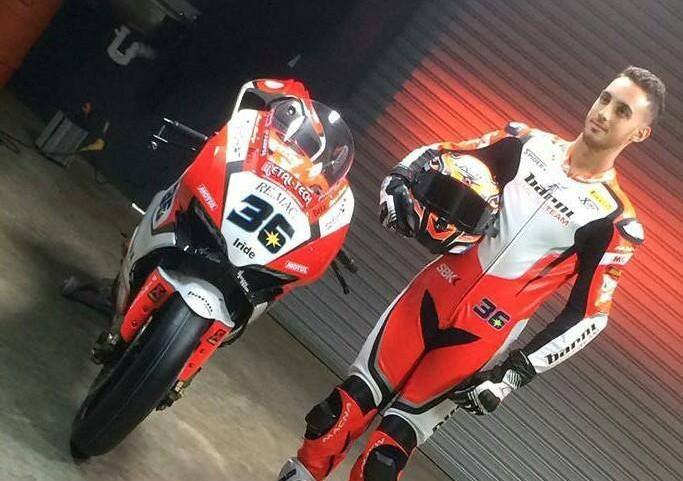 Superbikes: Leandro Mercado listo para los test en Melbourne