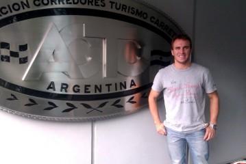 TC: Mariano Werner preparado para el 2015