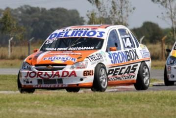 TN: Matías Vidal, el mejor tiempo de la Clase 2