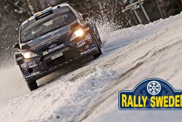 Comienza el Rally de Suecia, la única prueba ciento por ciento invernal