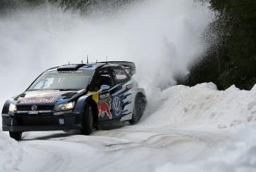 WRC: El Rally de Suecia, por ahora le pertenece a Ogier