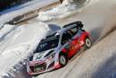 WRC: Neuville es nuevo líder