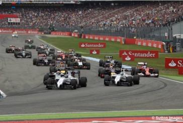 F1: La presencia del Gran Premio de Alemania 2015 en duda