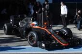 F1, Alonso: lento comienzo del MP4-30