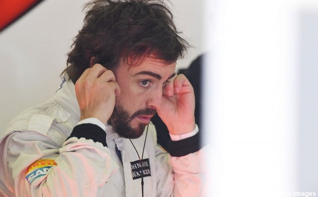 F1: McLaren culpa al viento del accidente de Alonso