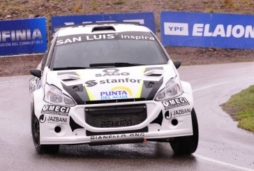 Rally Argentino: Baldoni es líder