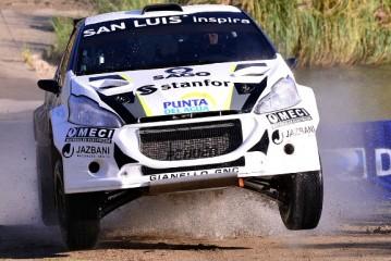 Rally Argentino: Baldoni metió su cuarto triunfo en tierras puntanas