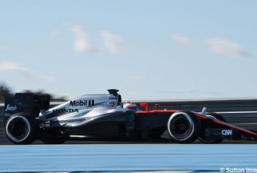 McLaren arrancará con Button los test de Barcelona
