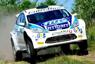 Rally Argentino: las hermanas Cutro con equipo propio