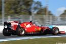 F1 2015 Test en Jerez Día 4: dominó Ferrari, Mc Laren siguió sufriendo
