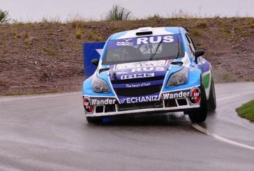 Rally Argentino: Ligato arrancó con todo