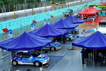Rally Argentino: por las lluvias se demoran las actividades