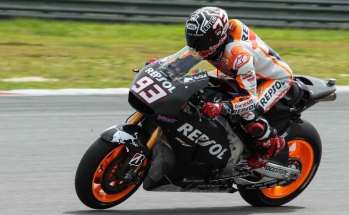 Moto GP Test Sepang Día 1: Márquez dominó en Malasia