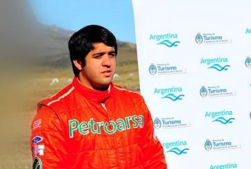 Rally Atgentino: Padilla al equipo Baratec