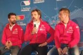 Presentaron el equipo 2015 de WTCC de la casa francesa ganadora
