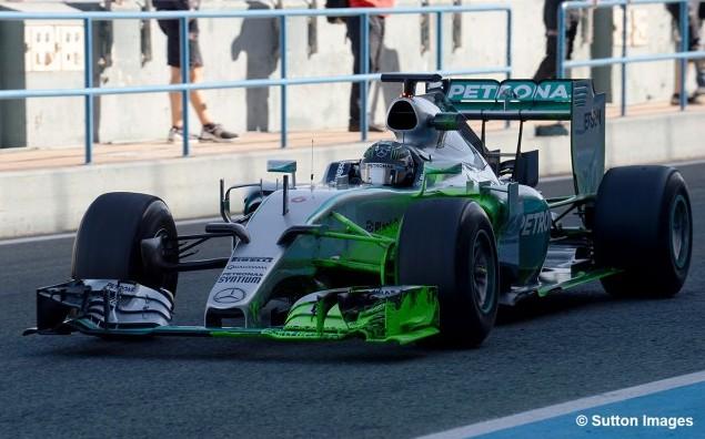 F1, Rosberg: buen comienzo de los Mercedes