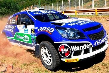 Rally Argentino: arranca la primera en San Luis