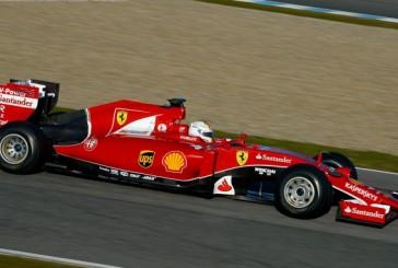 Test F1 2015 en Jerez: Vettel lidera, Mercedes manda, Honda renace, Alonso con problemas