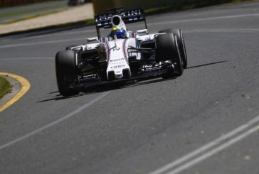 F1 Australia: Massa tuvo una buena faena