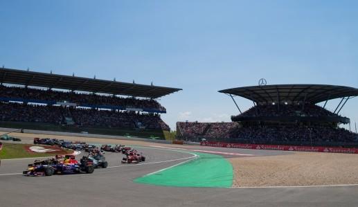 Cae el GP Alemania de Fórmula 1, Nürburgring tampoco lo organiza