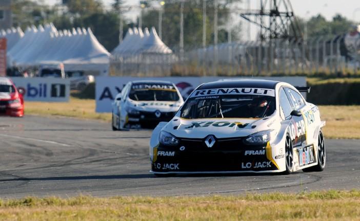 Spataro y Fineschi los ganadores de las series del Súper TC 2000