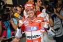 Moto GP: Dovizioso con Ducati le arrebató la pole al HRC