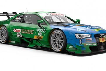 DTM: Audi muestra los ploteos de sus bólidos para el 2015