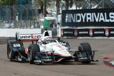 Indy Car: Will Power al frente en St. Petersburgo