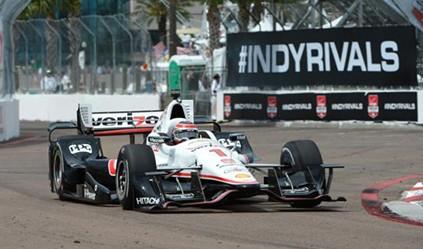 Indy Car: Will Power al frente en St. Petersburgo