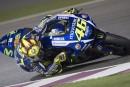Moto GP: Valentino ganó, podio italiano en Qatar